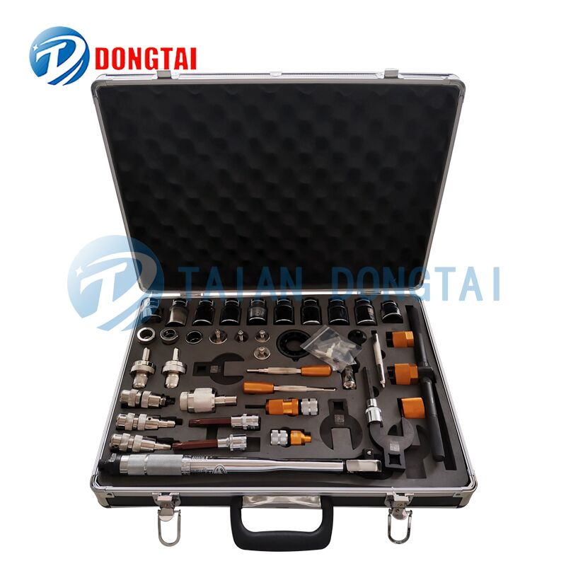 NO.001 Full set common rail tools