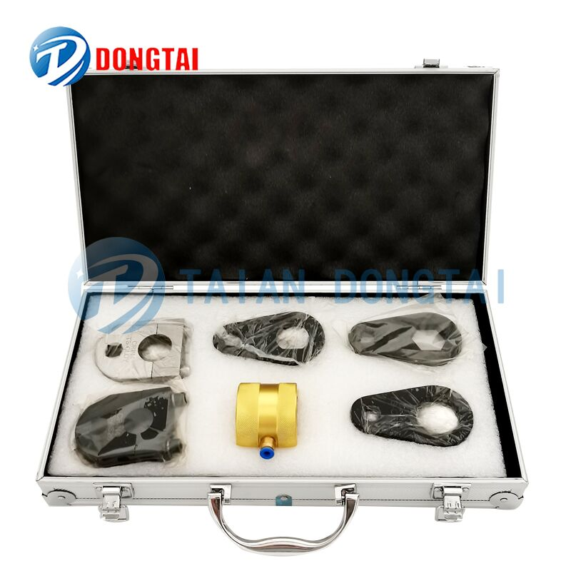 NO.004(2)CRIN4 CR Injector Dismounting Tools With Adaptors