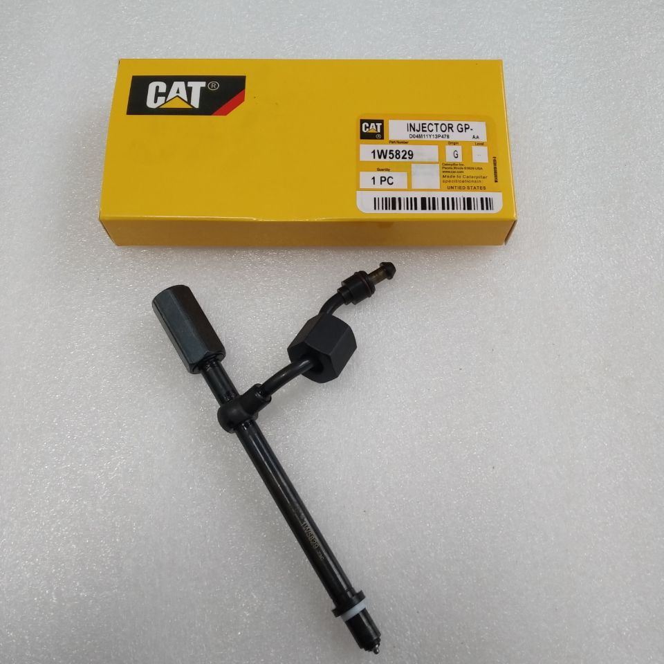 CAT Pencil Fuel Injector 1W5829 For Caterpillar 3208 613B 613C